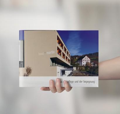 Broschüre Haus St. Martin, LAK
